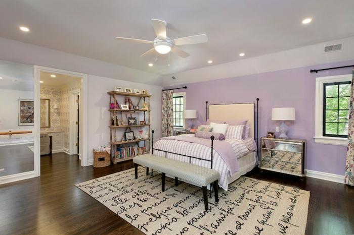 die lavendel farbe ein tribut an die reinheit und den ewigen sommer. Black Bedroom Furniture Sets. Home Design Ideas