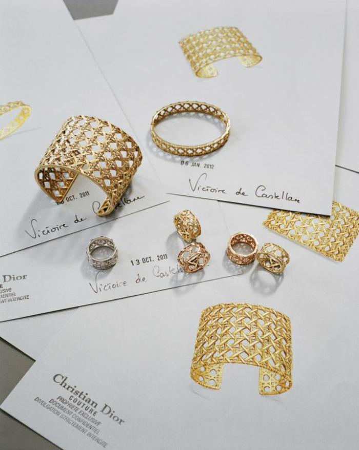 Luxus designer schmuck