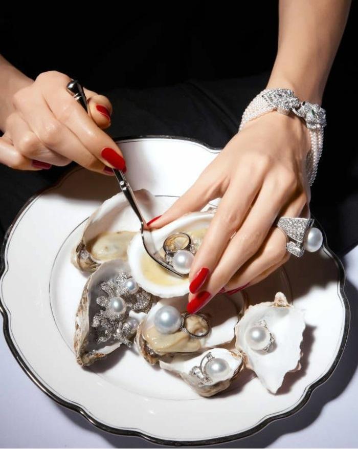 Luxus schmuck   Luxus Accessoires: was trägt die moderne Frau heutzutage?