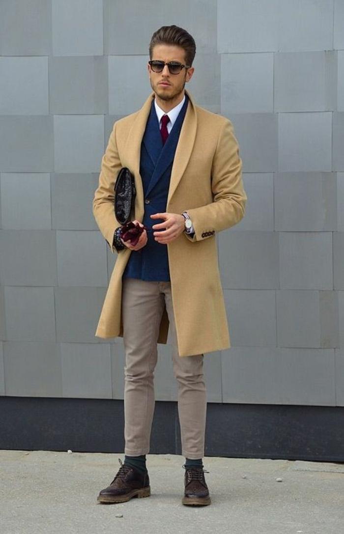 männerkleidung aktuelle modetrends buisness mode