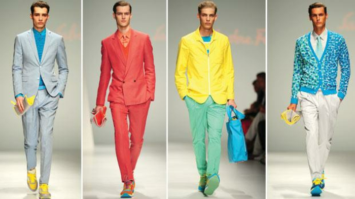 männerbekleidung tendenzen trendfarben modetrends