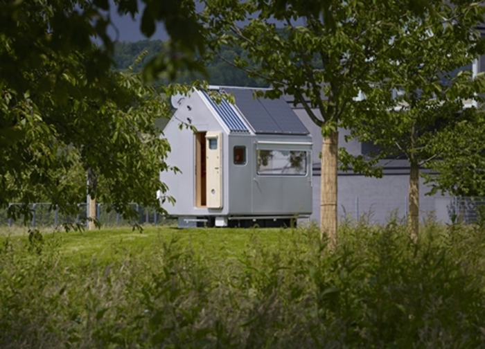 minimalismus architektur natur leben