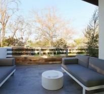 Moderne Terrassengestaltung – einen luxuriösen Außenbereich gestalten