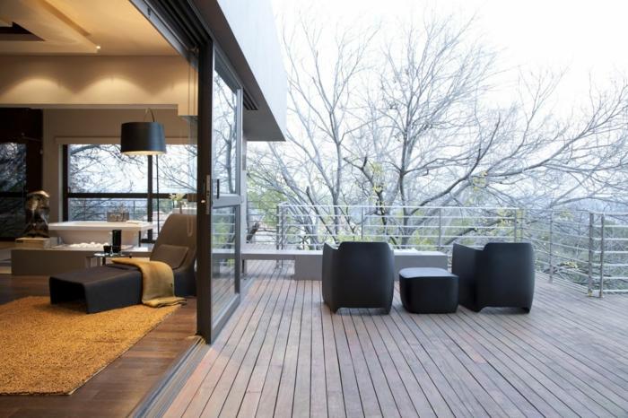 terrassengestaltung die terrasse schicker aussehen lassen. Black Bedroom Furniture Sets. Home Design Ideas