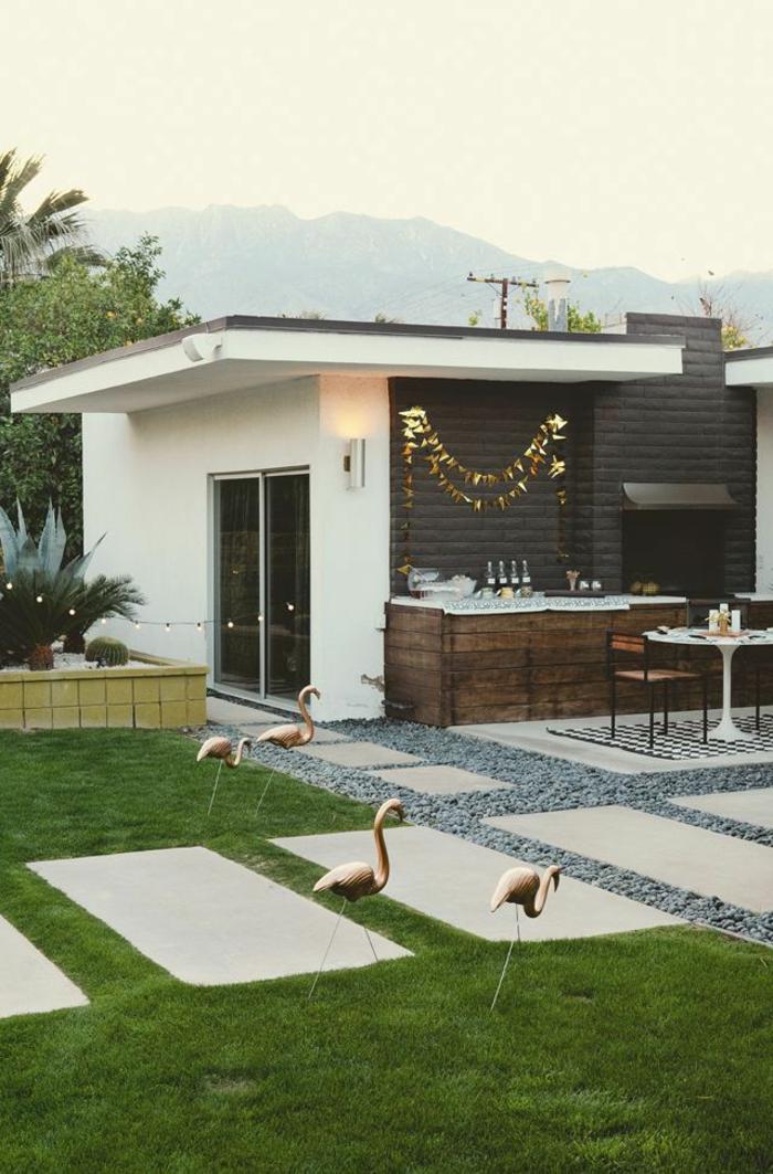 moderner garten ideen wie sie einen perfekten garten gestalten. Black Bedroom Furniture Sets. Home Design Ideas