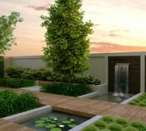 Moderner Garten – Ideen, wie Sie einen perfekten Garten gestalten