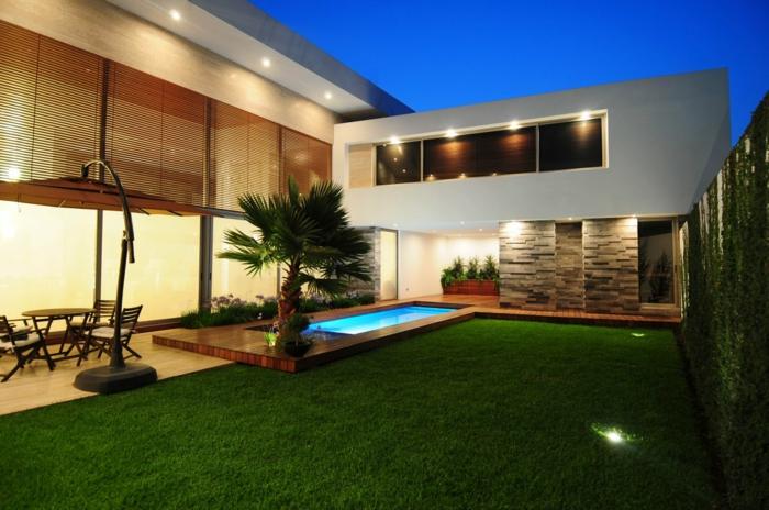 Modernes haus bauen l sst die natur n her zu for Belle architecture moderne