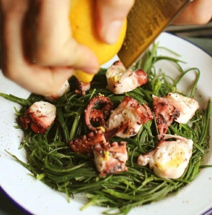 zuckerschoten zubereiten salat