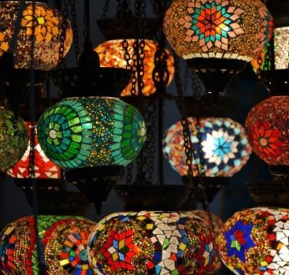 Herrliche orientalische lampen f r ihr zuhause for Orientalische wandfarben
