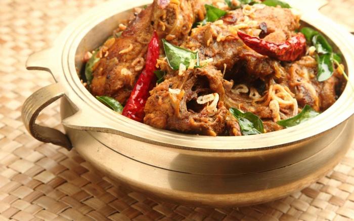 orientalische rezepte lamm curry indische spezialität