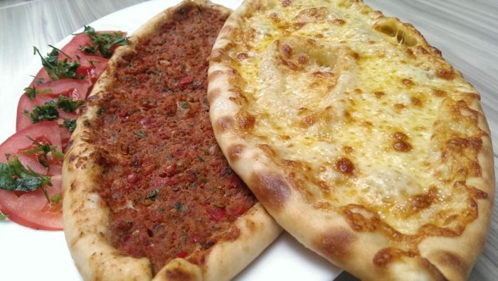 orientalische rezepte türkische küche pide