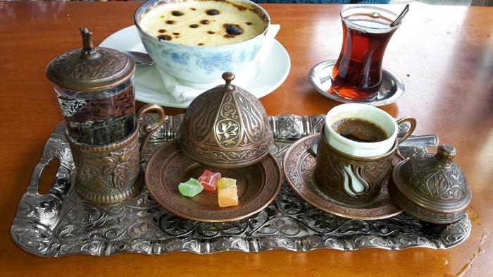 orientalische rezepte tee nachtisch