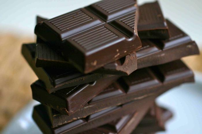 oxidativer stress dunkle schokolade antioxidantien