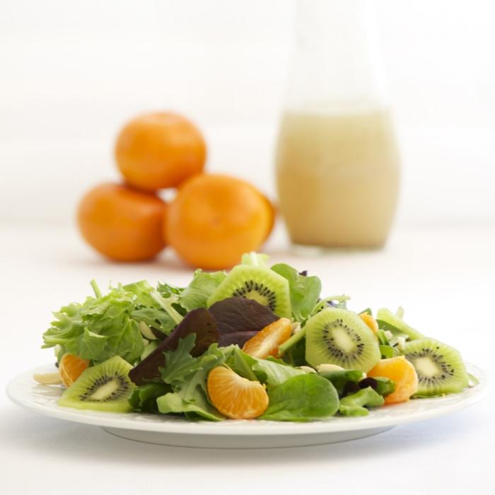 oxidativer stress frische salate gesund