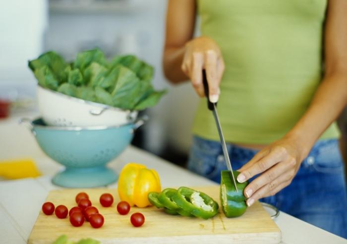 oxidativer stress frische salate zubereiten