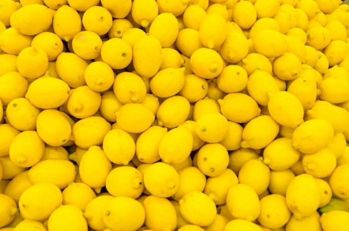 oxidativer stress frische zitronen zitrusfrüchte