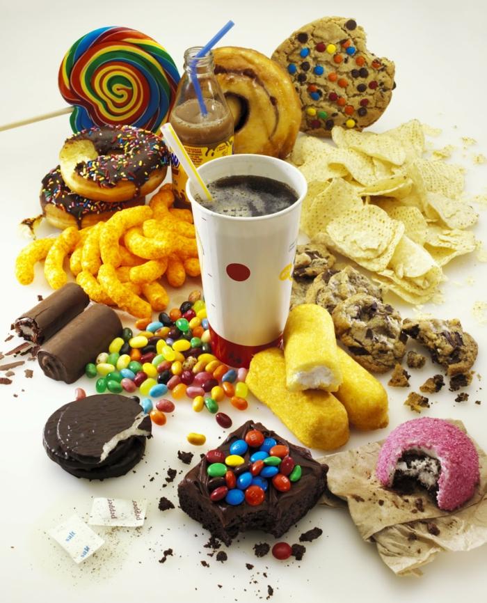 oxidativer stress süßigkeiten reduzieren