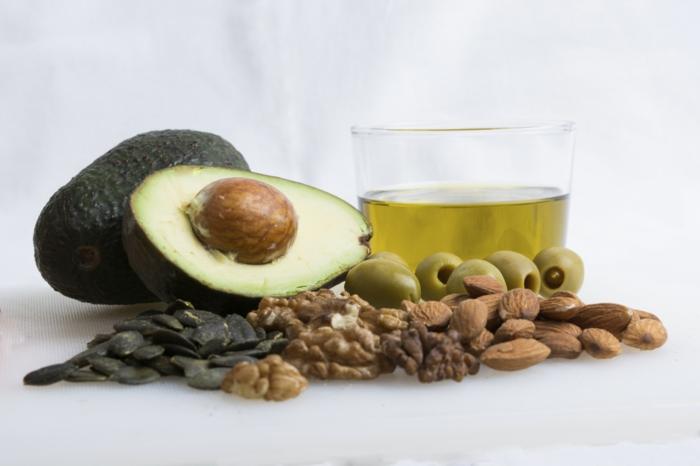 oxidativer stress ungesättigte fettsäuren omega 3