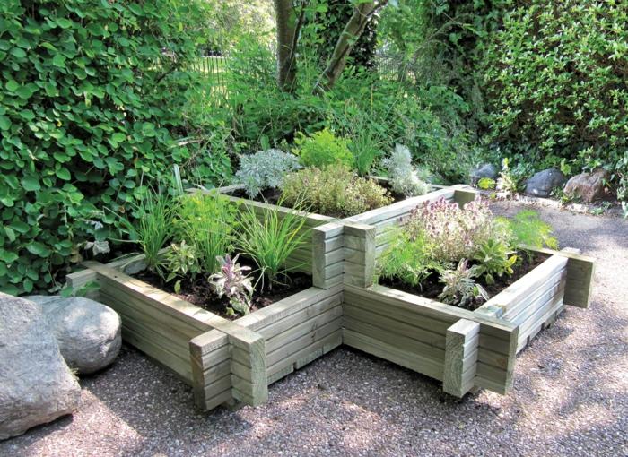 pflanzgefäße außenbereich schönes exterieur gestalten pflanzen