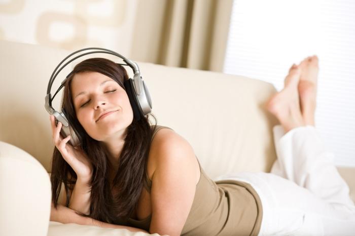 psychische erschöpfung symptome musik hören