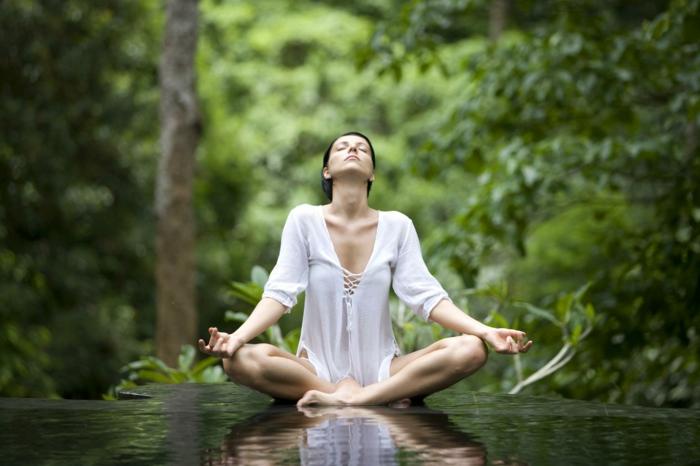 psychische erschöpfung symptome sich entspannen joga
