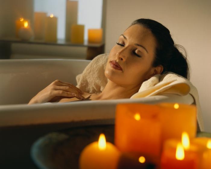 psychische erschöpfung symptome kerzen badewanne