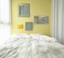 Raumtrenner Vorhang Ideen – Die Wände ersetzen…