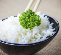 Reis Kalorien reduzieren – Gekochten Reis mit wenig Kalorien essen