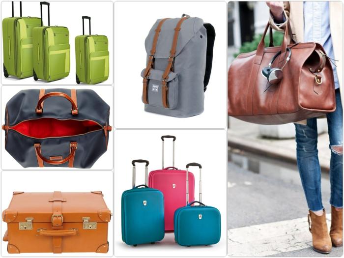 reisetasche aussuchen reisen und urlaub accessoires