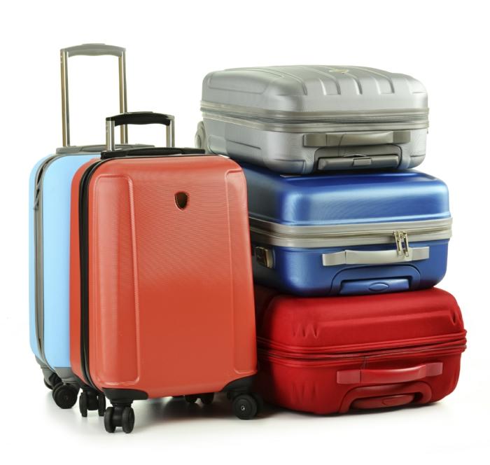 reisetasche hartschalenkoffer reisen und urlaub accessoires