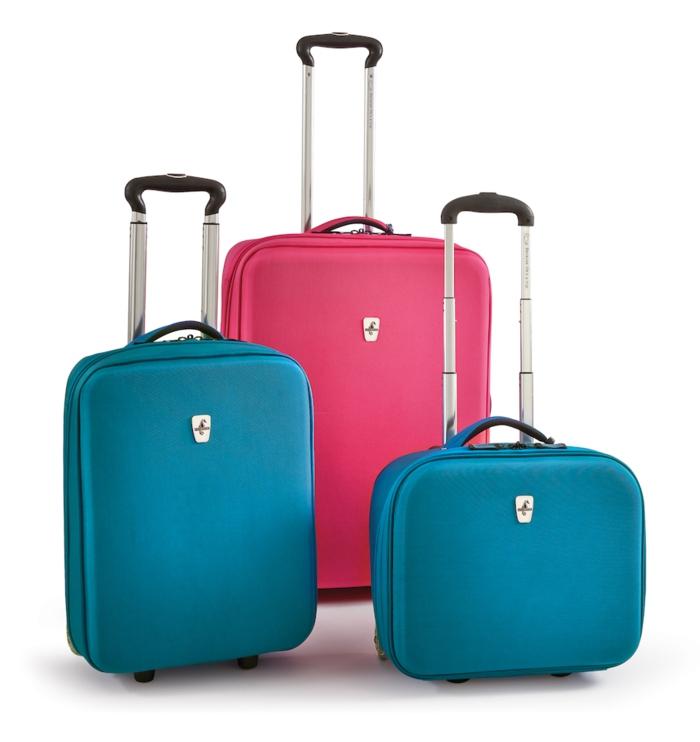 reisetasche rollkoffer reisen und urlaub accessoires