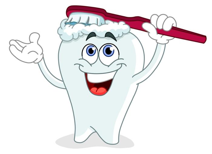 richtige zahnpflege zahnbürste zahnpaste karies vermeiden