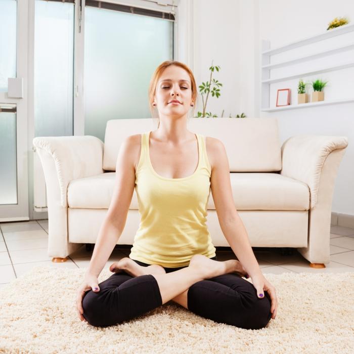 gesundes abnehmen richtig atmen drei mal pro tag fünf minuten