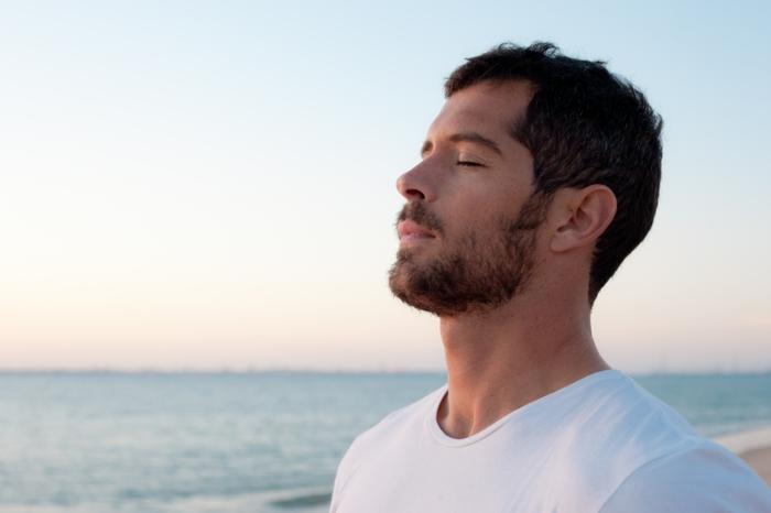 richtiges atmen drei mal protag fünf minuten