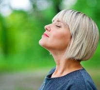 Gesundes Abnehmen fängt mit dem richtigen Atmen an!