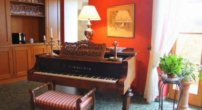 romantik hotels altes klavier