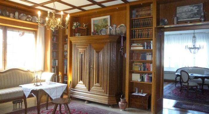 romantik hotels appartement wohnzimmer