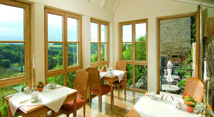 romantik hotels restraurant naturlandschaft ausblick