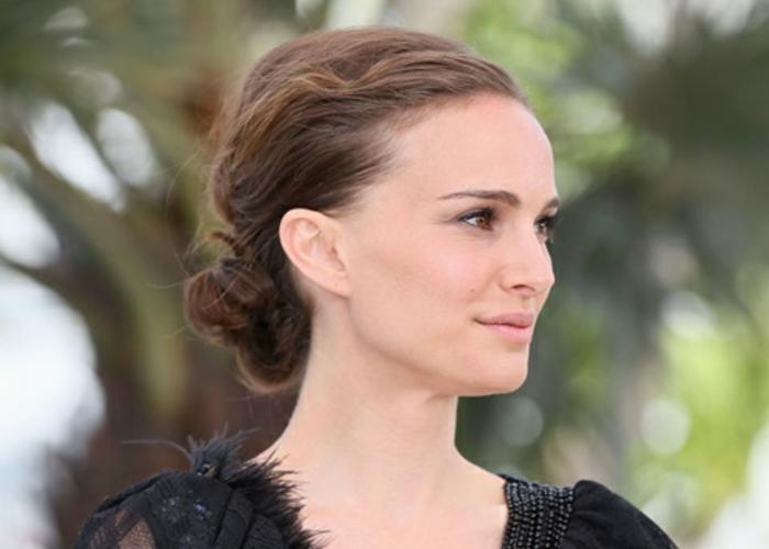 romantische haarschnitte schauspielerin natalie portman