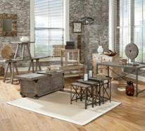 Reizende rustikale Möbel für mehr Wohnlichkeit und südländisches Flair
