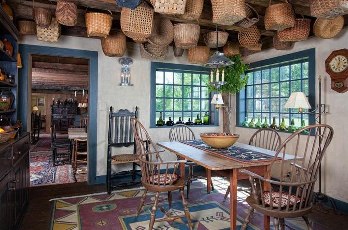 rustikale mobel mabel esszimmer esstisch holz deko karbe bauen