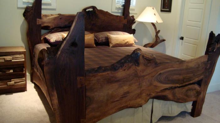 Rustikal Einrichten rustikale möbel lassen sie das zuhause natürlicher aussehen