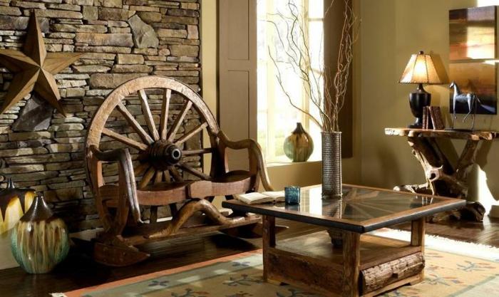 Reizende rustikale Möbel für mehr Wohnlichkeit und südländisches ...