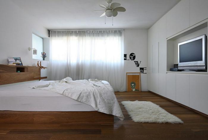 Schlaf gut tipps f r die richtige zimmereinrichtung for Minimalist bedroom on a budget