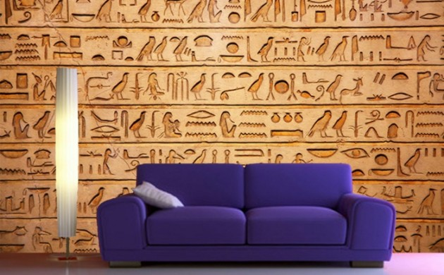 selbstklebende-tapete-ägyptische-hieroglyphen