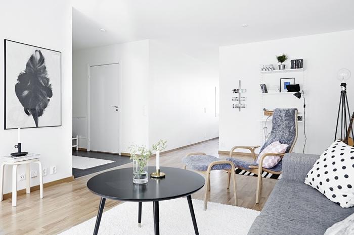 Einrichtung Skandinavisch passende skandinavische teppiche für das moderne zuhause