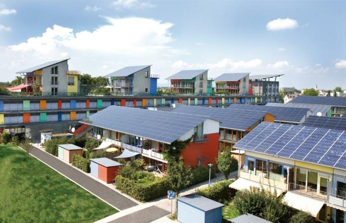sonnenenergie nullenergiehäuser solardächer