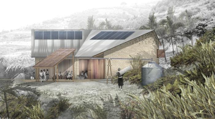 sonnenenergie nullenergiehaus afrika projekt citatona com