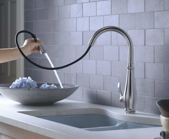 sp lbecken aussuchen die k che modern und funktional gestalten. Black Bedroom Furniture Sets. Home Design Ideas