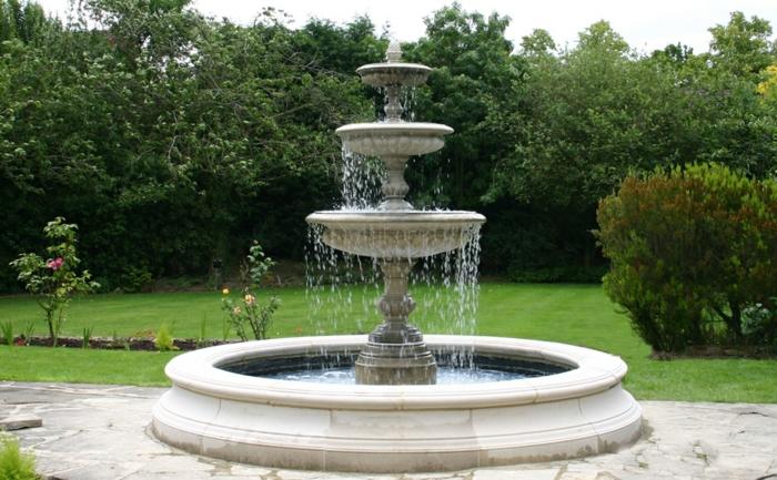 Versch nern sie ihren garten oder balkon mit einem springbrunnen - Garten springbrunnen ...